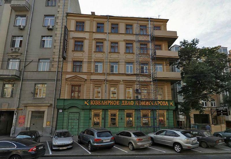 бизнес-центр Смоленский 17