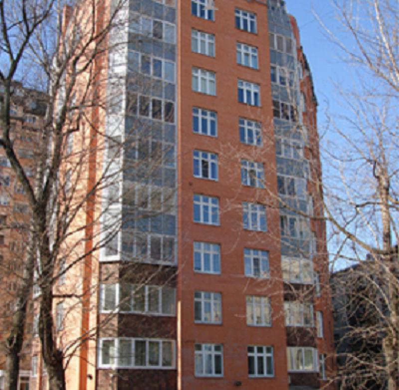 бизнес-центр Большая Остроумовская 10