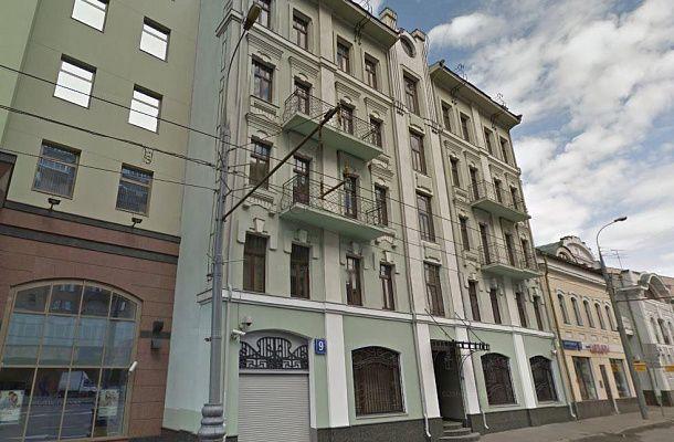 бизнес-центр Долгоруковская 9