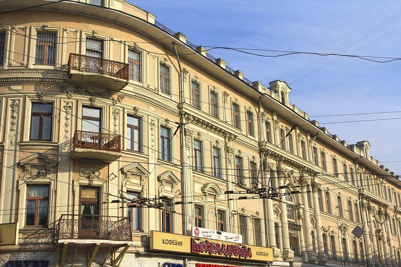 бизнес-центр Бауманская 33-2