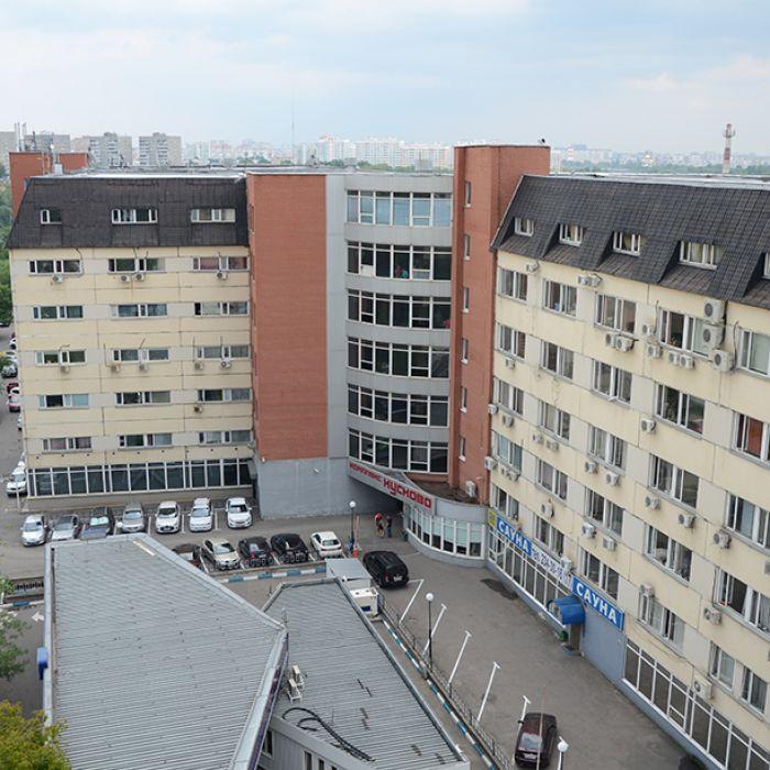 бизнес-центр Кусковская 20 Б