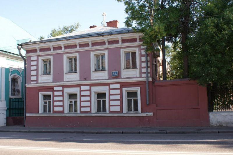 бизнес-центр Николоямская 51