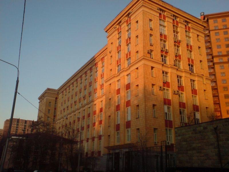 бизнес-центр Академика Туполева 15
