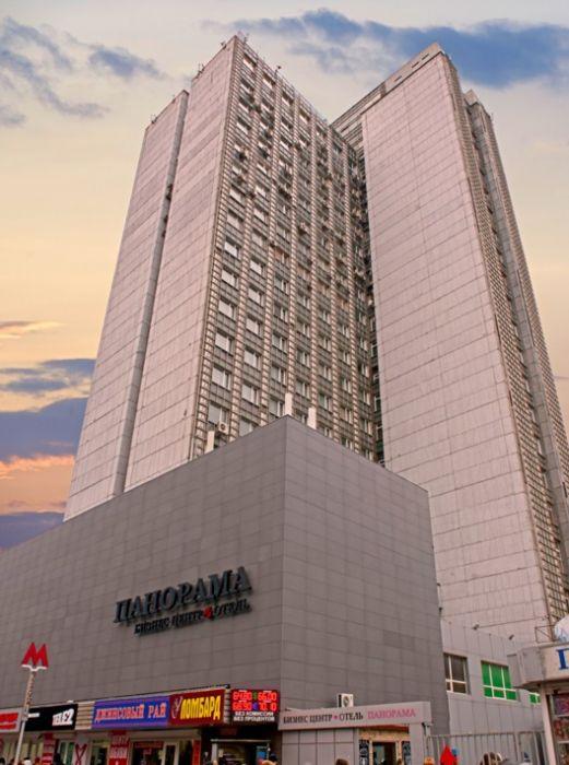 бизнес-центр Отель Панорама