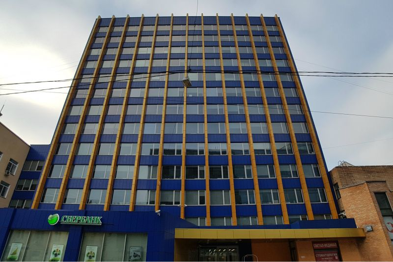 бизнес-центр Гиляровского 39