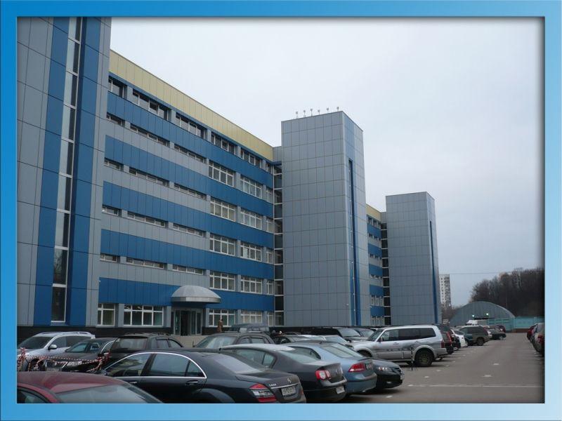 бизнес-центр Дорожная 60Б
