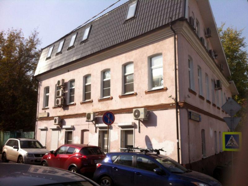 бизнес-центр Б. Дровяной 11