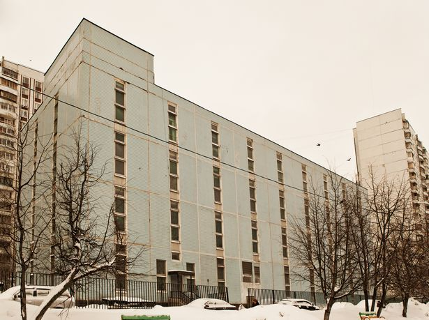 бизнес-центр Академика Капицы 32