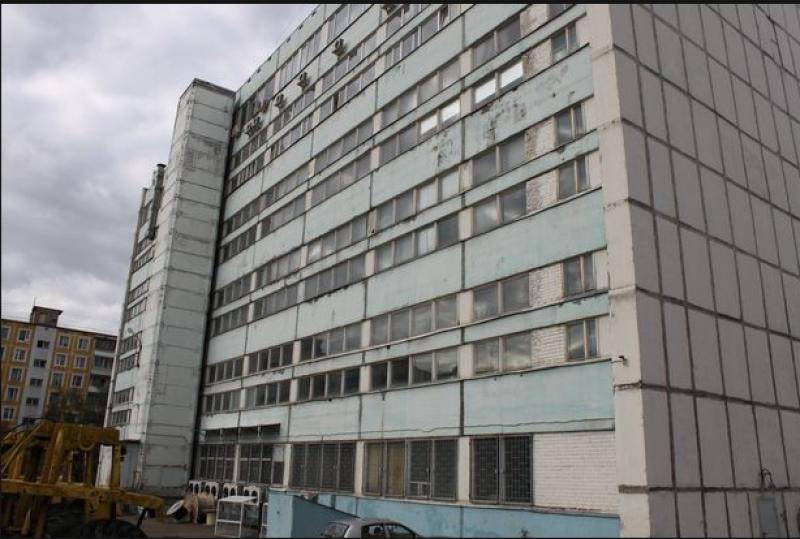 бизнес-центр Ясногорская 5