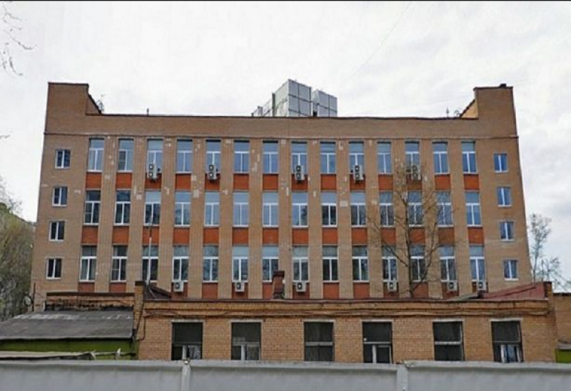 бизнес-центр Алексея Дикого 10