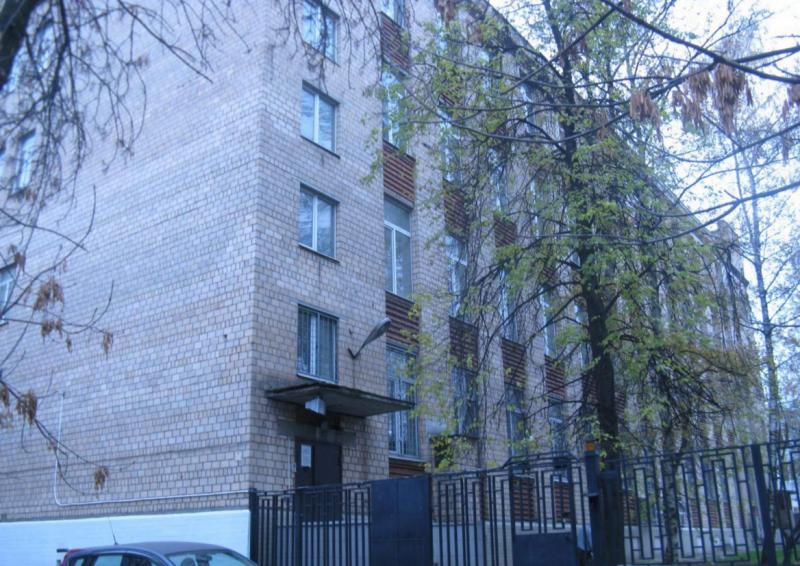бизнес-центр Байкальская 13