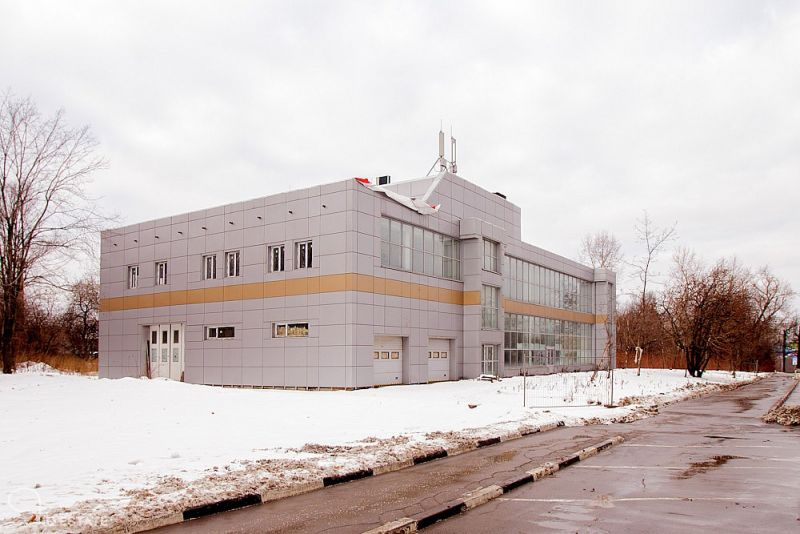 бизнес-центр Липецкая 2с7