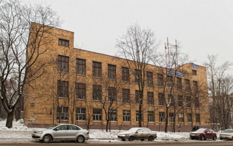 бизнес-центр Кастанаевская 34