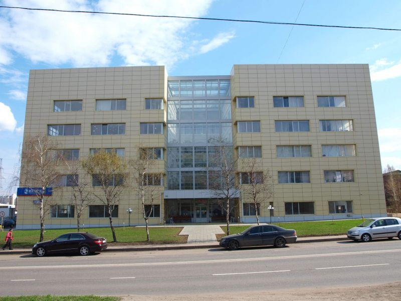 бизнес-центр Бибиревская 8