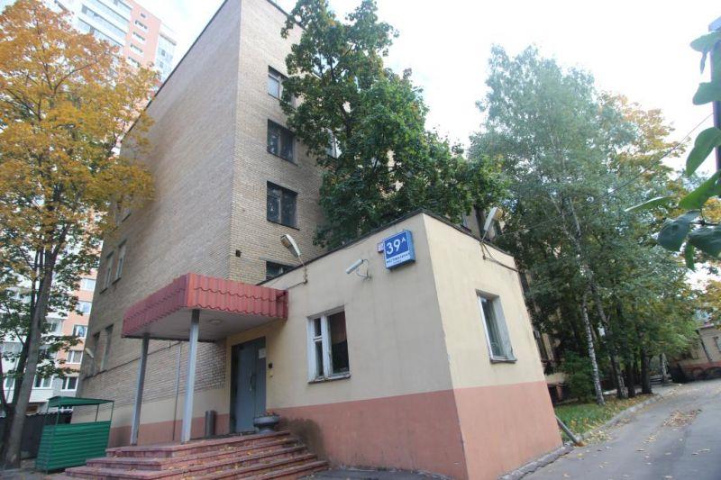 бизнес-центр Фестивальная 39А