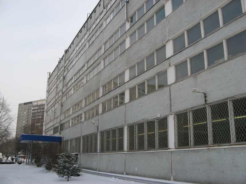 бизнес-центр Ярославское 51