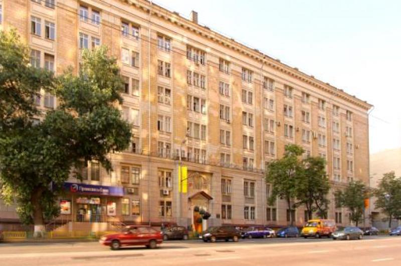 бизнес-центр На Нижегородской