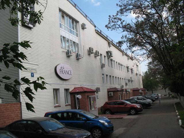 бизнес-центр Адмирала Макарова 8с1