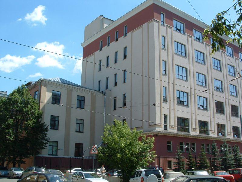 бизнес-центр Андроньевский 17