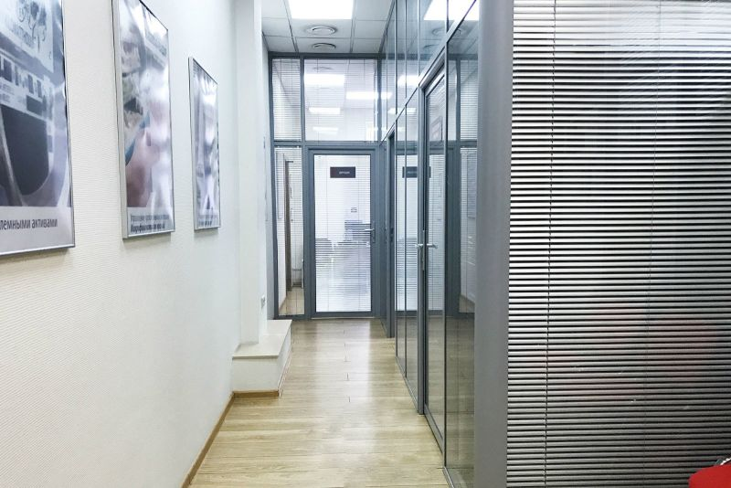 бизнес-центр Антонова-Овсеенко 15