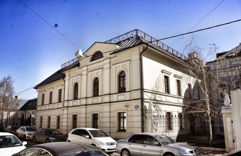 бизнес-центр Архангельский 10с1