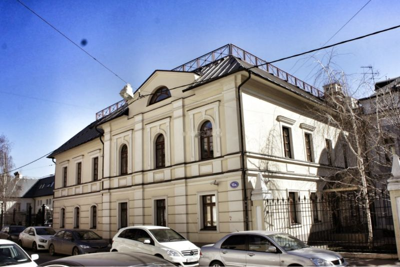 бизнес-центр Архангельский 10А
