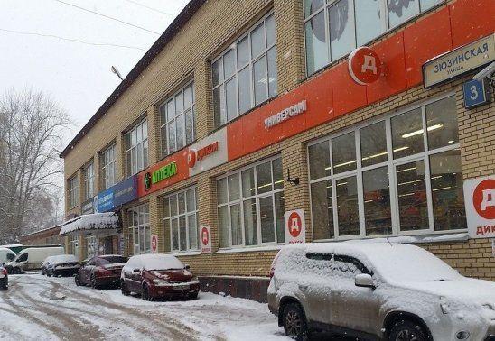 бизнес-центр Зюзинская 3