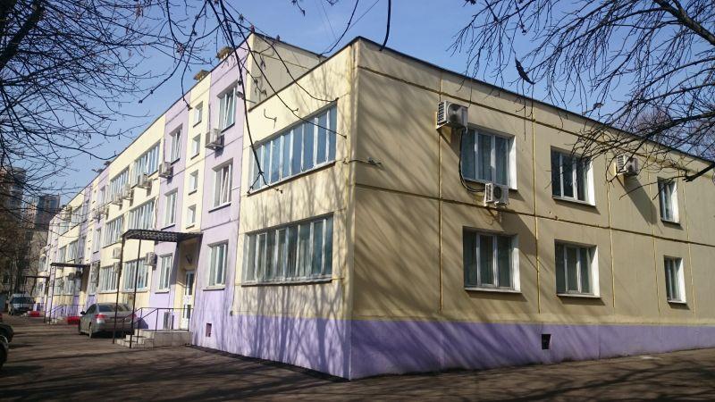 бизнес-центр Давыдковская 12