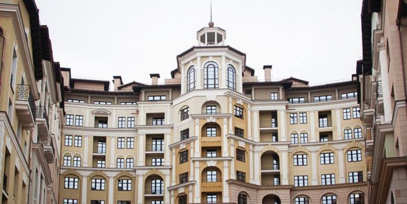 бизнес-центр Фадеева 4а