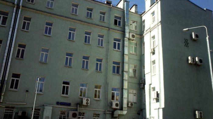бизнес-центр 3-я Тверская-Ямская 58