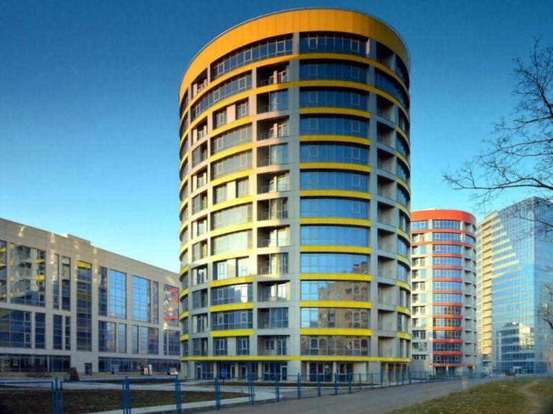 бизнес-центр Poklonka Place
