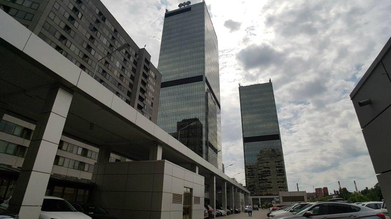 бизнес-центр World Trade Center
