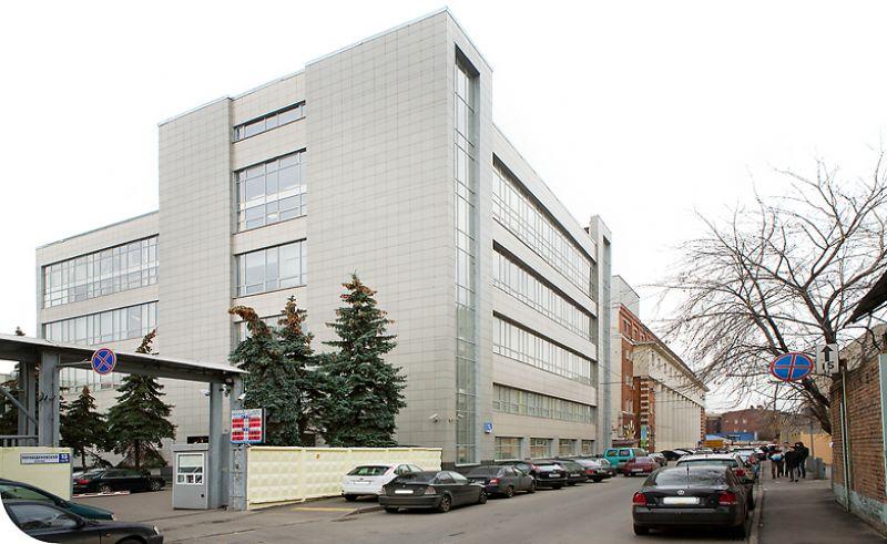 бизнес-центр А-1