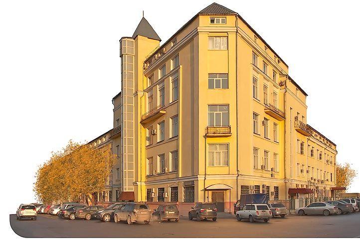 бизнес-центр Автомобильный проезд 1