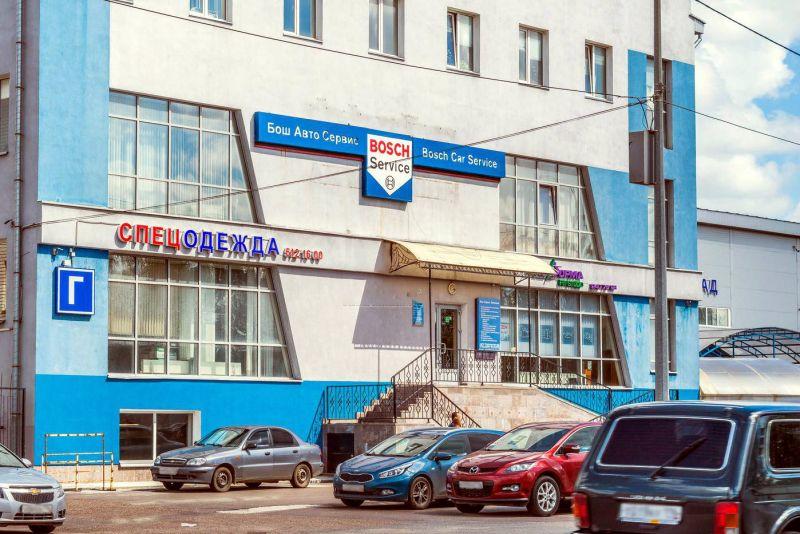 бизнес-центр Басовская, 16
