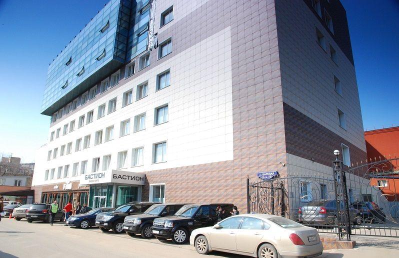 бизнес-центр Бастион