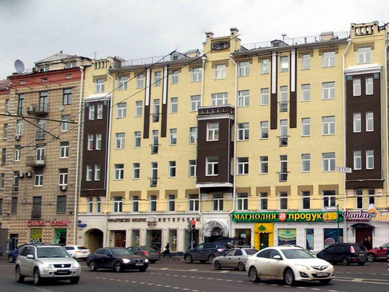 бизнес-центр Большая Полянка, 41