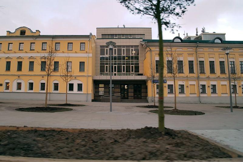 бизнес-центр Большая Сухаревская, 9