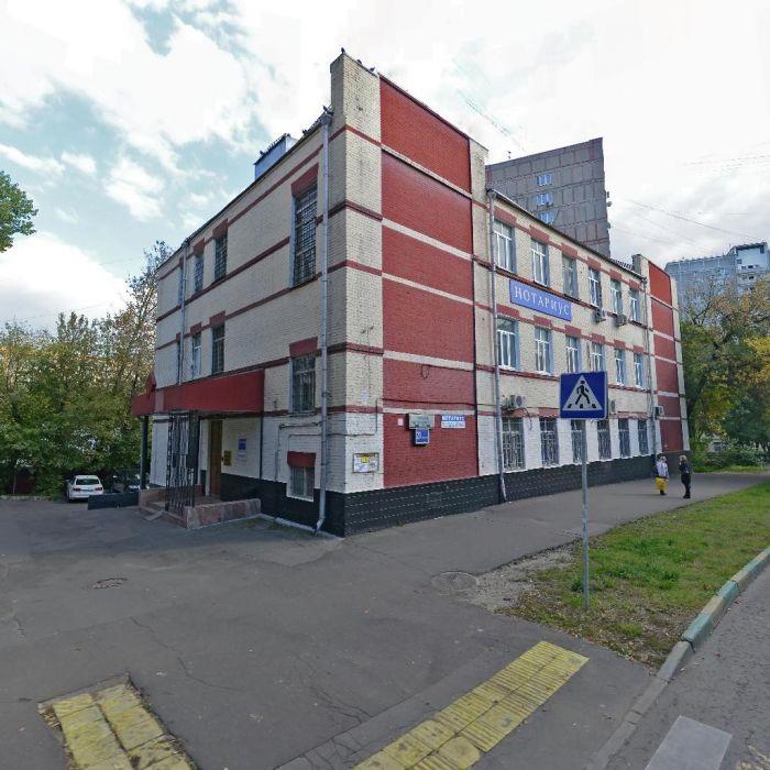 бизнес-центр Большая Черкизовская, 20
