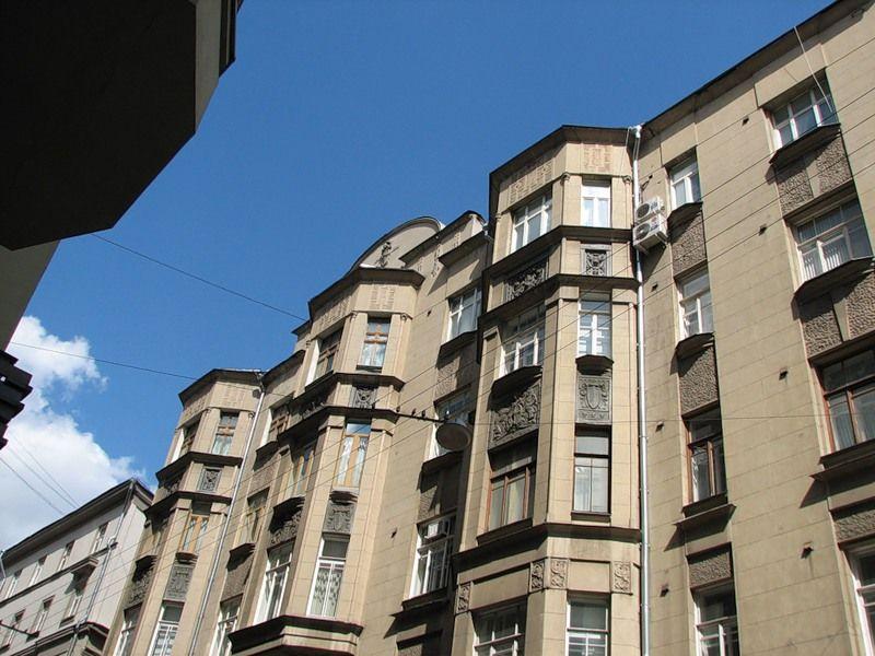 Помещение для фирмы Ржевский Большой переулок коммерческая недвижимость Москва московский район