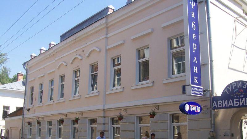 бизнес-центр Большой Дровяной переулок, 8