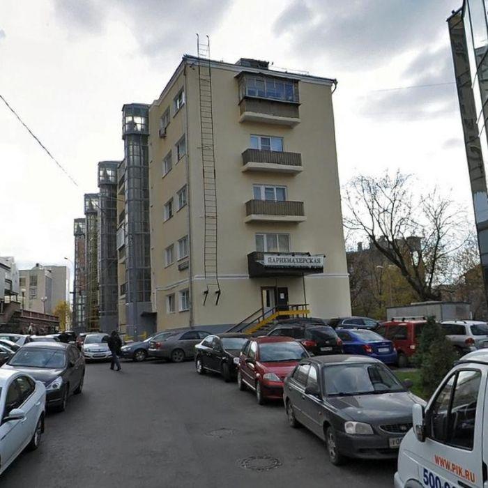 бизнес-центр Большой Конюшковский, 27а