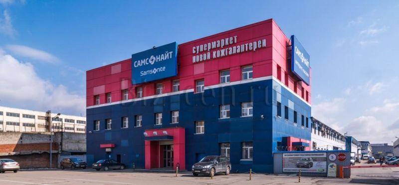 бизнес-центр Волгоградский, 21