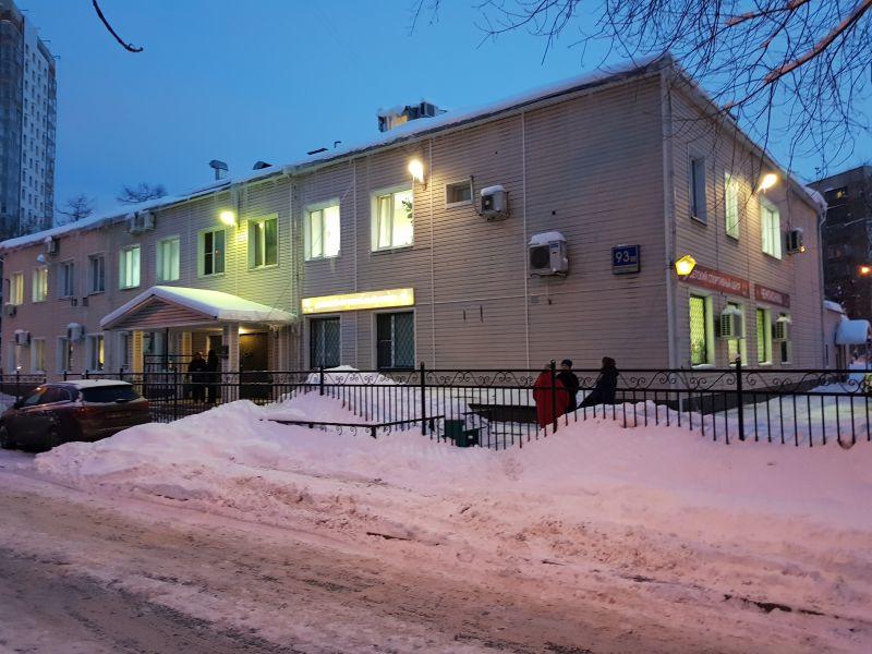 бизнес-центр Волгоградский, 93