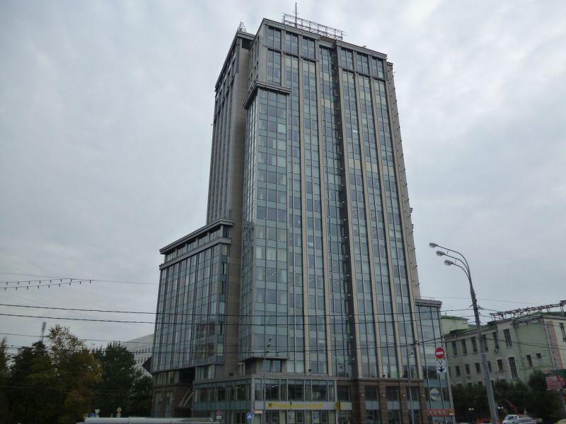 бизнес-центр Горький Парк Тауэр