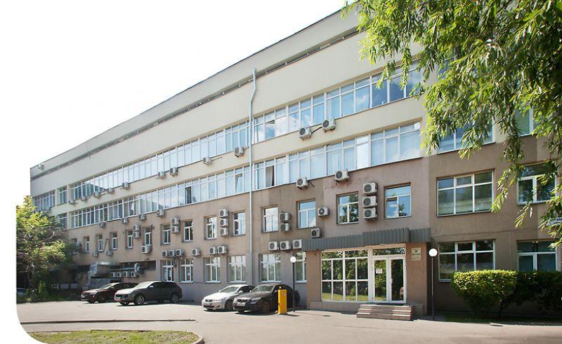 бизнес-центр Дербеневка