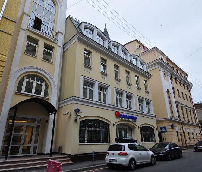 бизнес-центр Дом Чаплыгина
