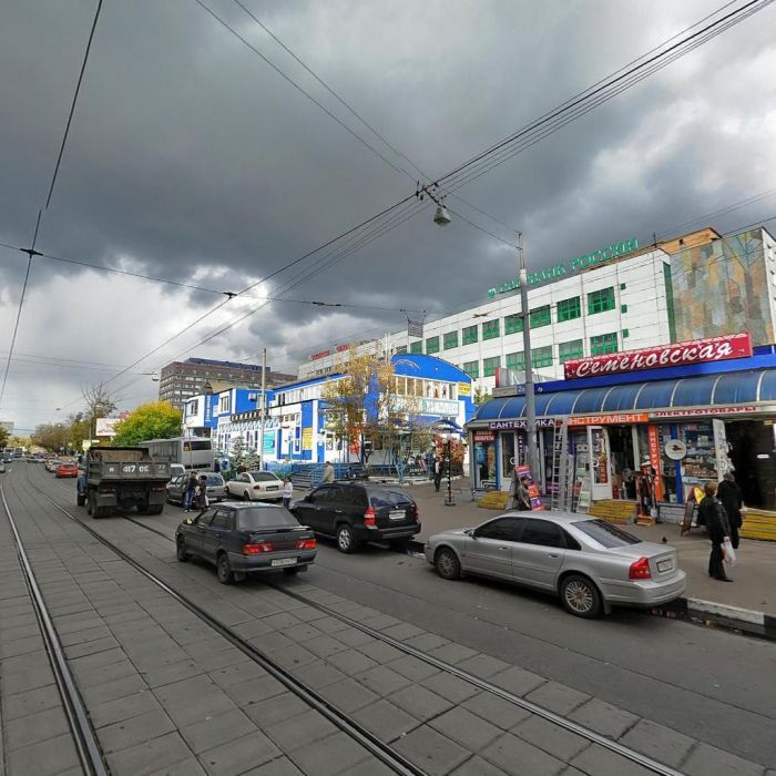 бизнес-центр Измайловский вал 20
