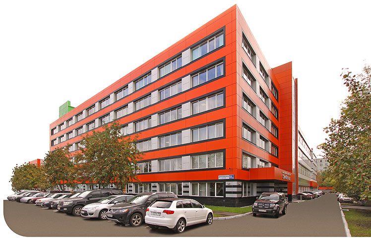бизнес-центр Инвест-К
