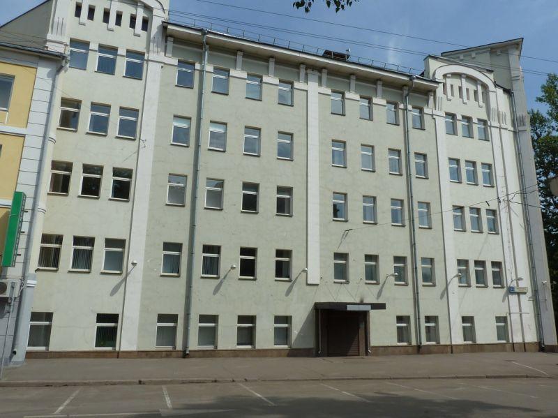 бизнес-центр Институтский